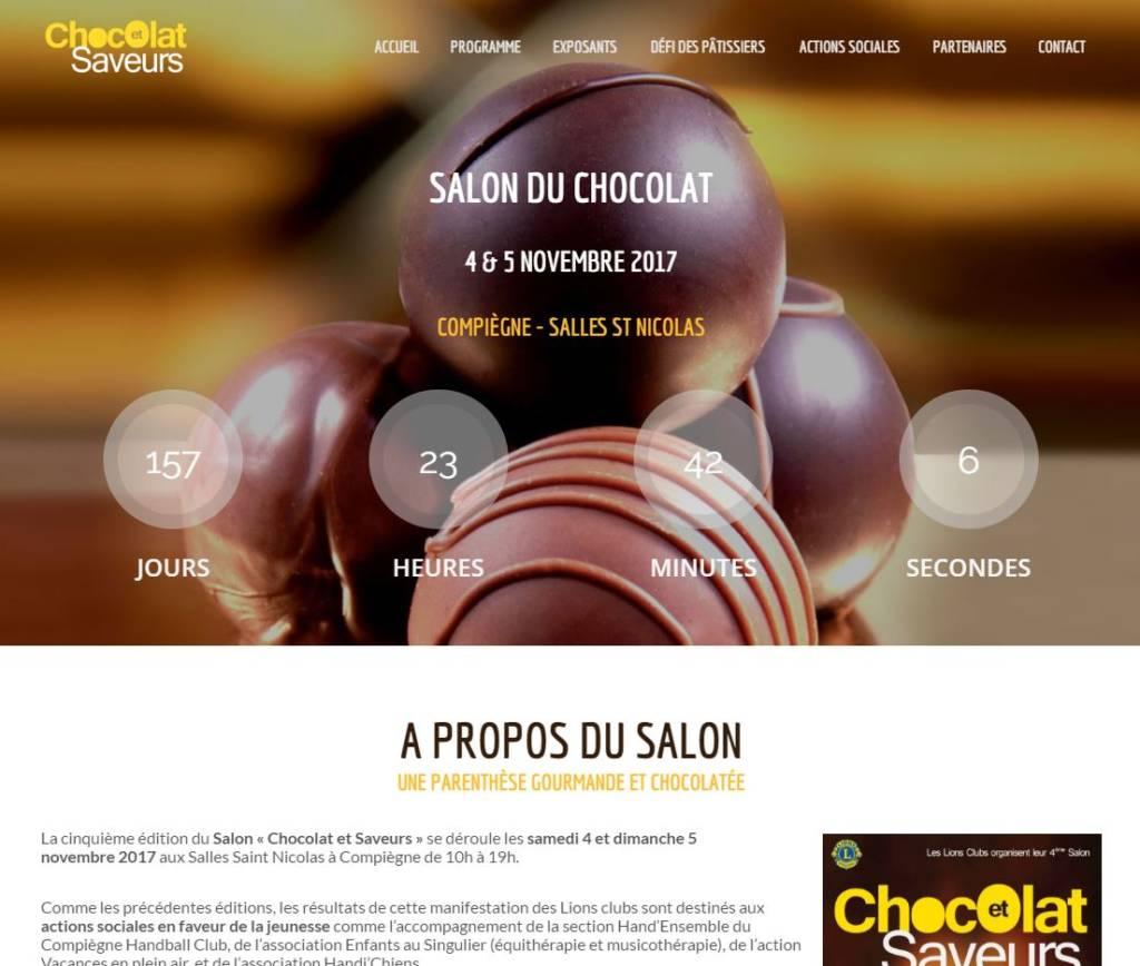 Salon du chocolat lions club compi gne imp riale for Salon 2000 compiegne